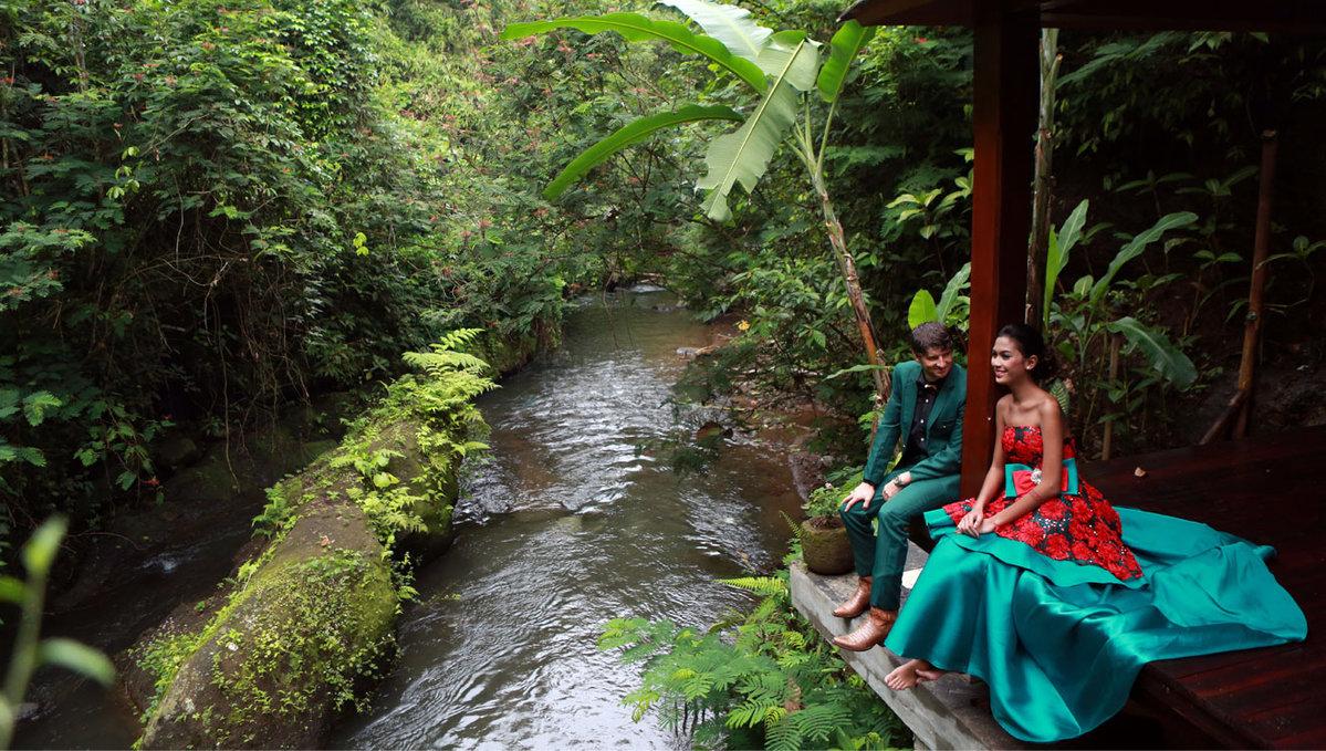 【主题酒店万花筒】感受世外桃源的美 ——巴厘岛空中